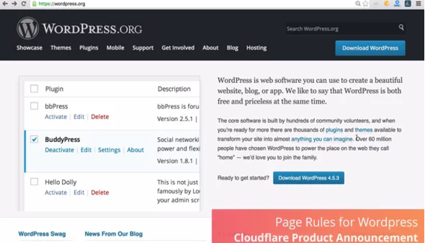 Improve wordpress security and speed