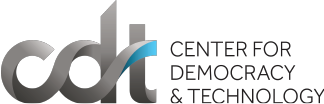 The Center for Democracy & Technology logo