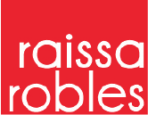Raissa Robles logo