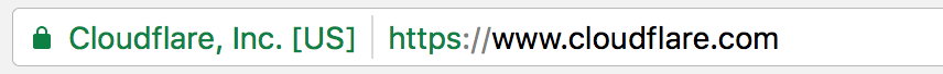 address bar https