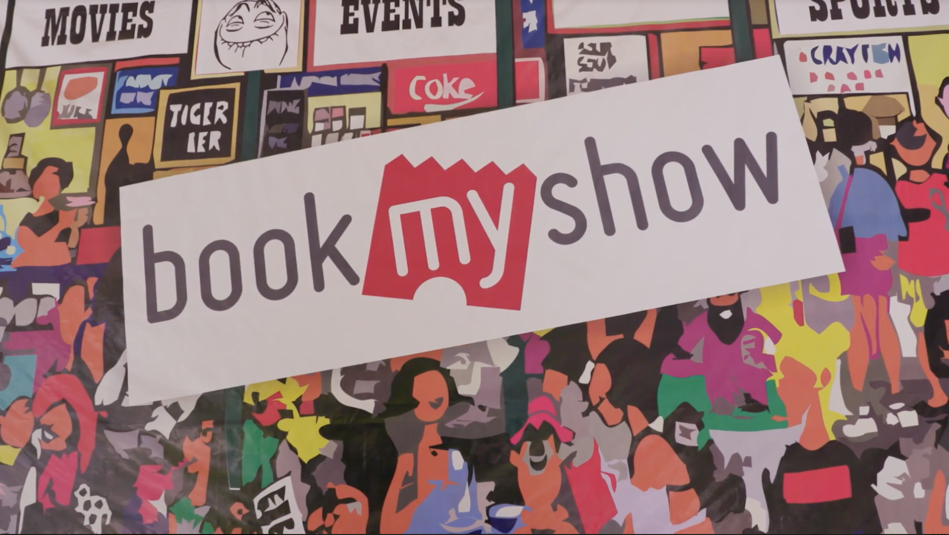 BookMyShow Video case study thumbnail