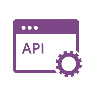 icon api purple