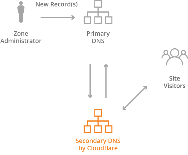 30 second worldwide DNS propagation