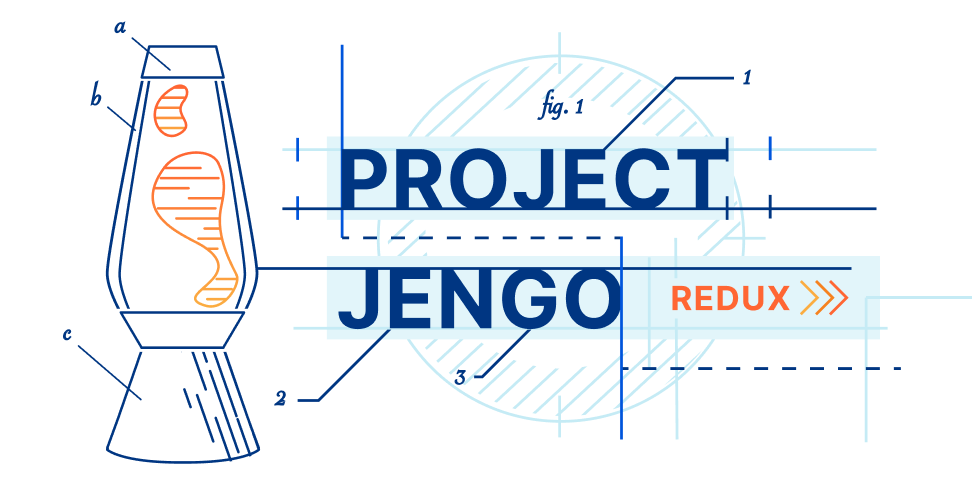 Project Jengo Redux Header