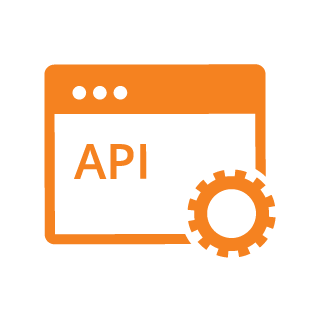 icon api orange