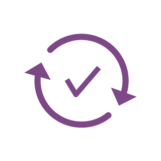 icon validator purple
