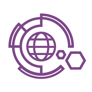icon bot management purple