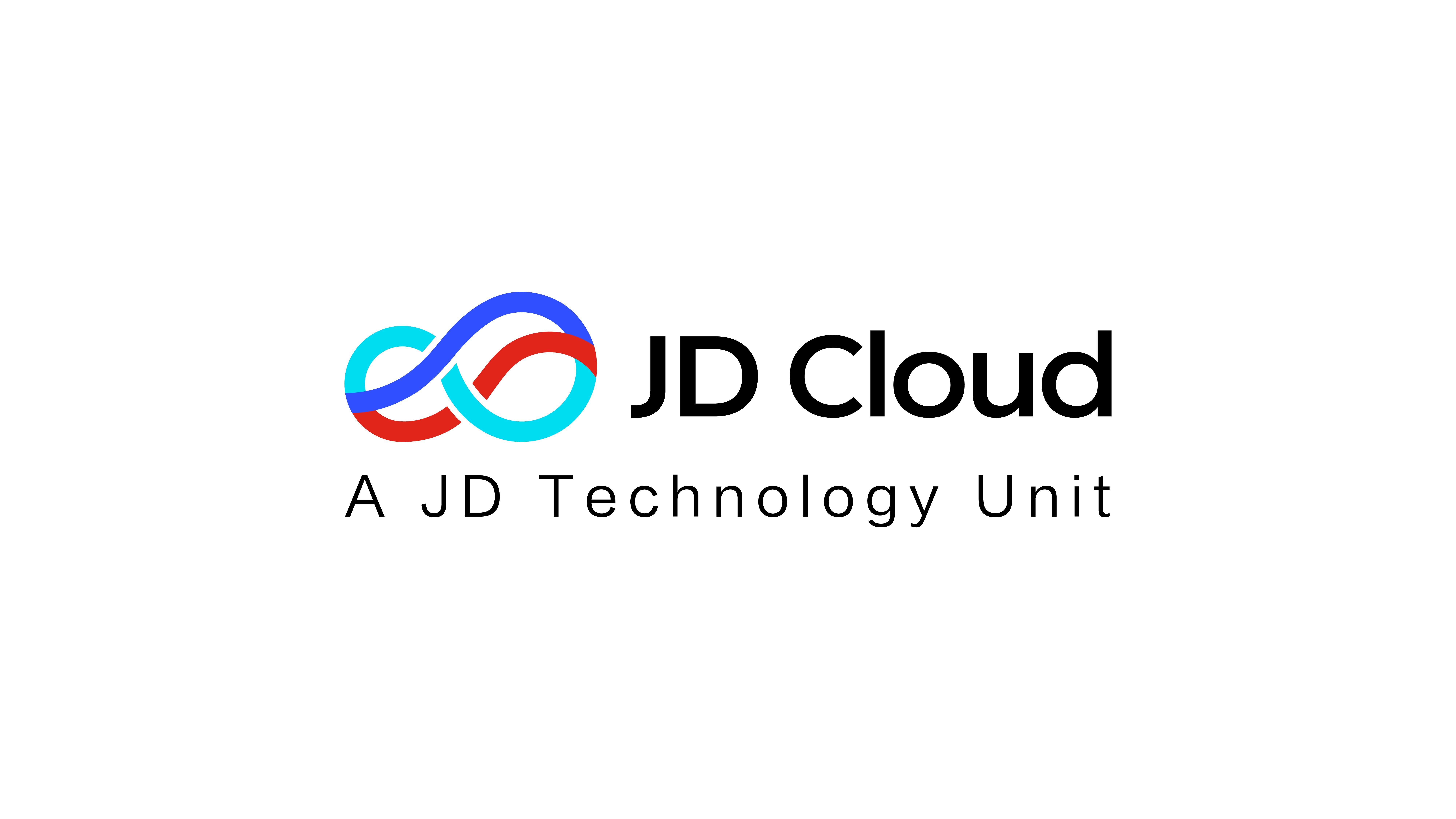 JD Cloud horizontal logo